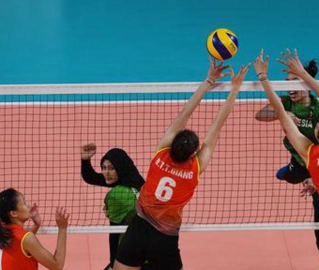 Berita Voli Asian Games  Hari Ini Kabar Terbaru Terkini