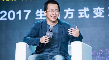 Hasil gambar untuk Baru 36 Tahun, Bos TikTok Jadi Orang Terkaya ke-10 di China