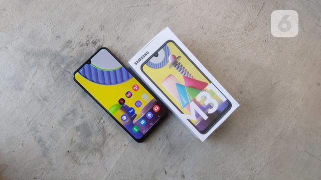 Review Samsung Galaxy M31 Desain Standar Kamera Dan Baterai