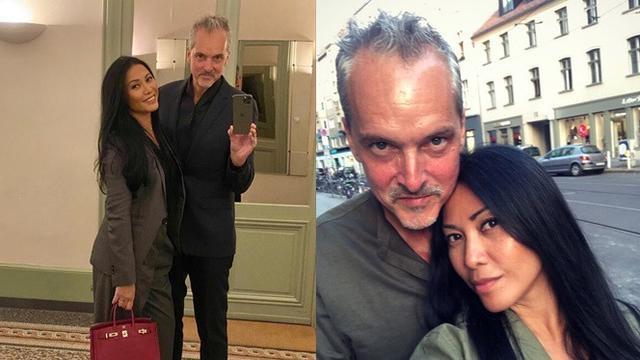 Jarang Terekspos, Ini 6 Momen Manis Anggun C Sasmi dengan Suami Bulenya