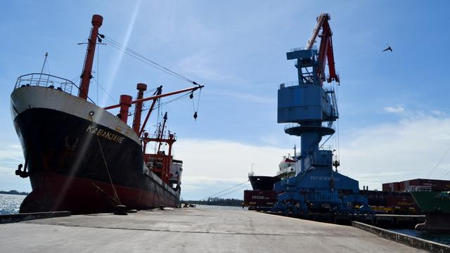 50 Juta Ton Batu Bara Pertahun Diekspor Melalui Pelabuhan Bengkulu