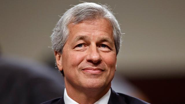 CEO JP Morgan, Jamie Dimon
