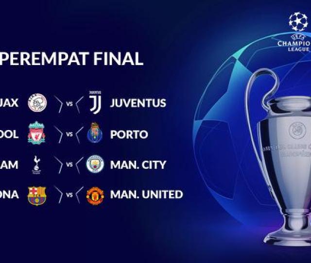 Top  Berita Bola Undian Liga Champions Mu Vs Barcelona Di