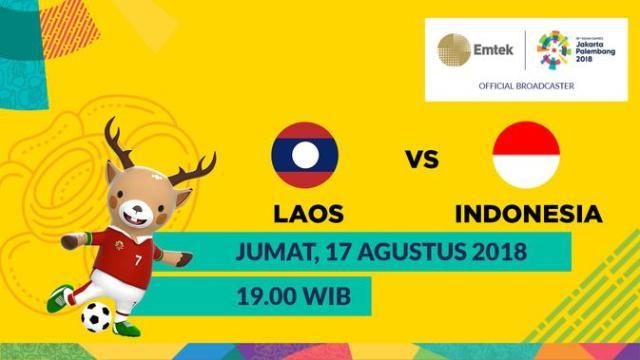 Jadwal Siaran Langsung Sepak Bola Asian Games di SCTV ...