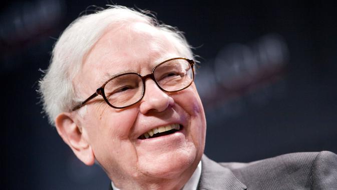 Kata Warren Buffett, kalau mau sukses sekaligus bahagia.