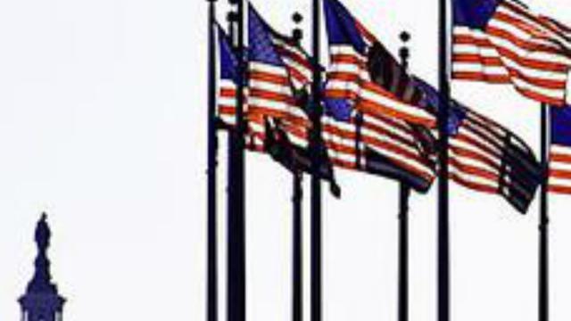 Ilustrasi Bendera Amerika Serikat (Wikimedia Commons)