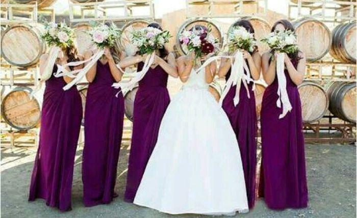 Colores Para Vestidos De Damas De Honor En Otoo Foro
