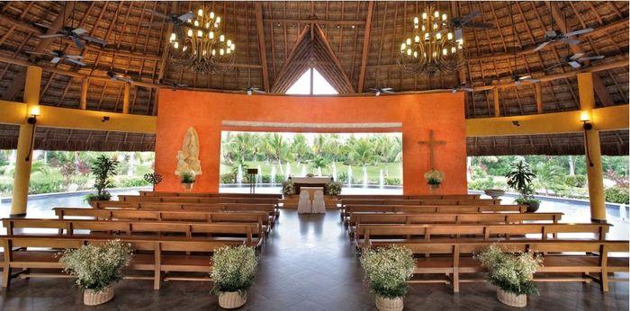 Iglesias Oficiales En Hoteles De Playa Riviera Maya Foro Ceremonia Nupcial Mx