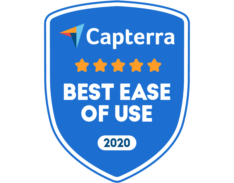 Capterra Ease of Use for Collaboration Nov-2020