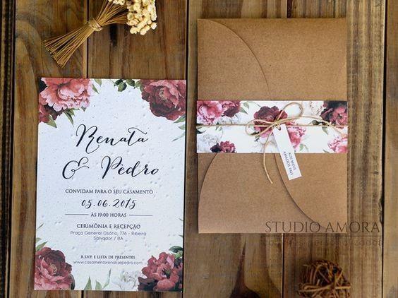 convites de casamento 4