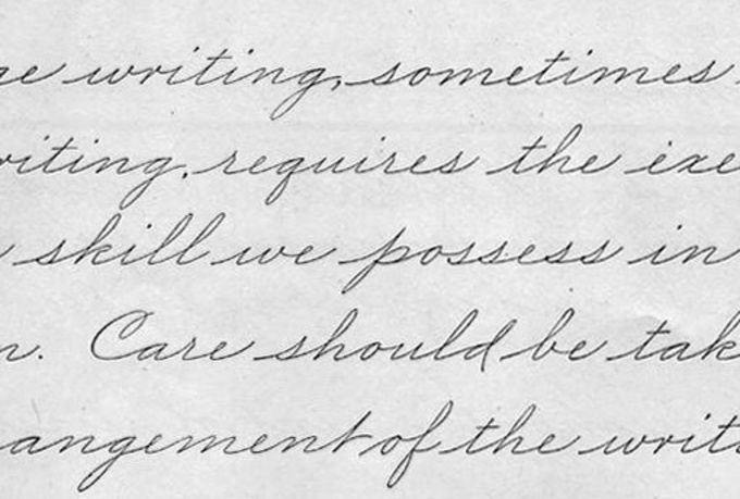 Image result for beautiful cursive
