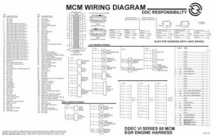 Ddec Vi Wiring Diagram | Free Download Wiring Diagram
