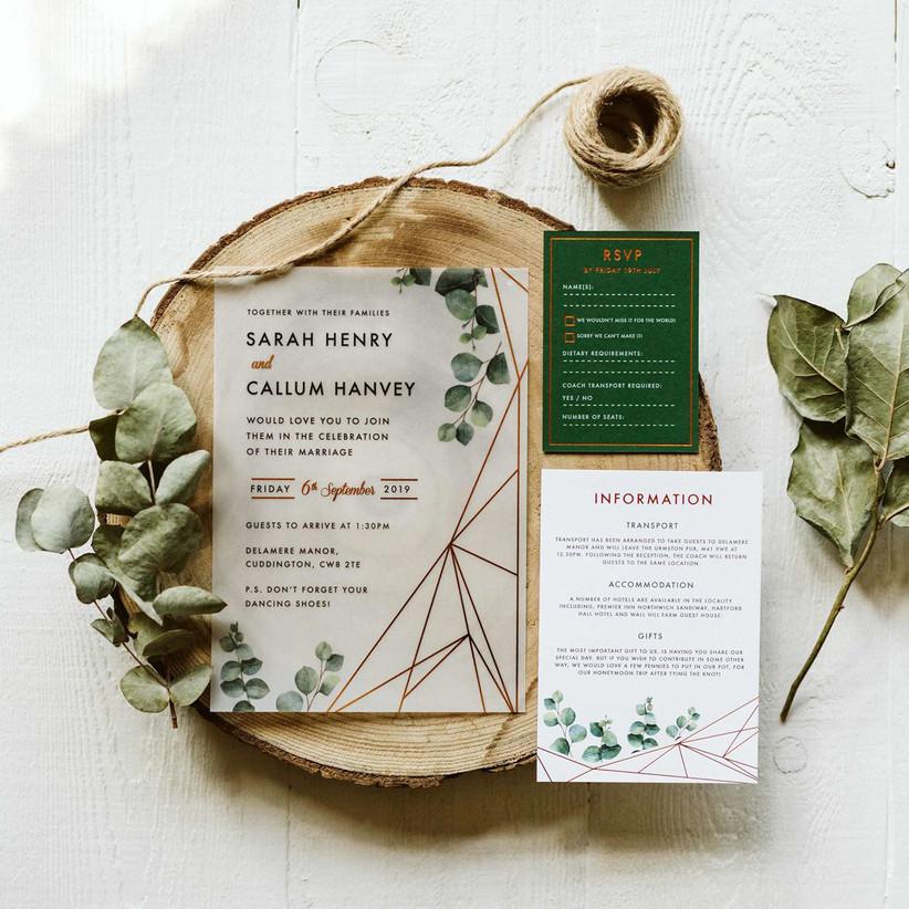 wedding invitation wording 17 example