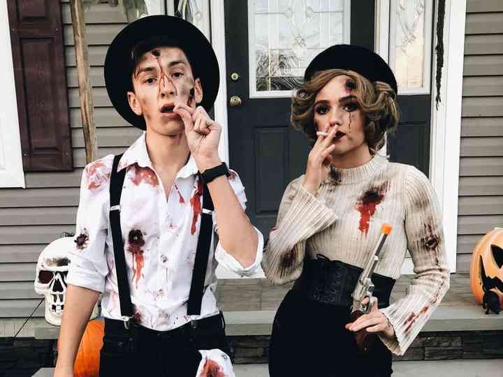 With october 31 just a month away, it's time to start planning your halloween party. 47 Best Couples Halloween Costumes For 2021