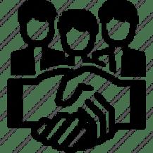 Collaboration, handshake, partnership, shaking hands