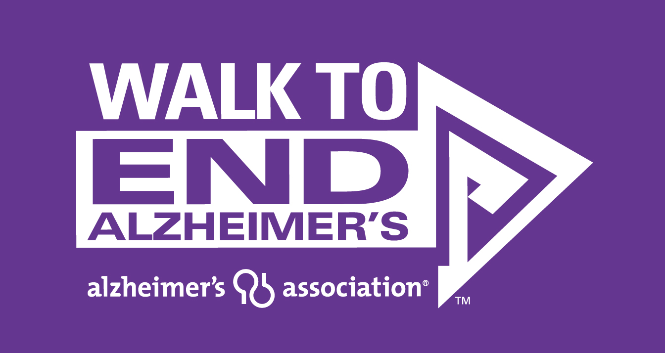 Image result for walk to end alzheimers logo