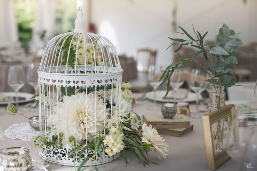 15 Ides De Centres De Table Avec Fleurs