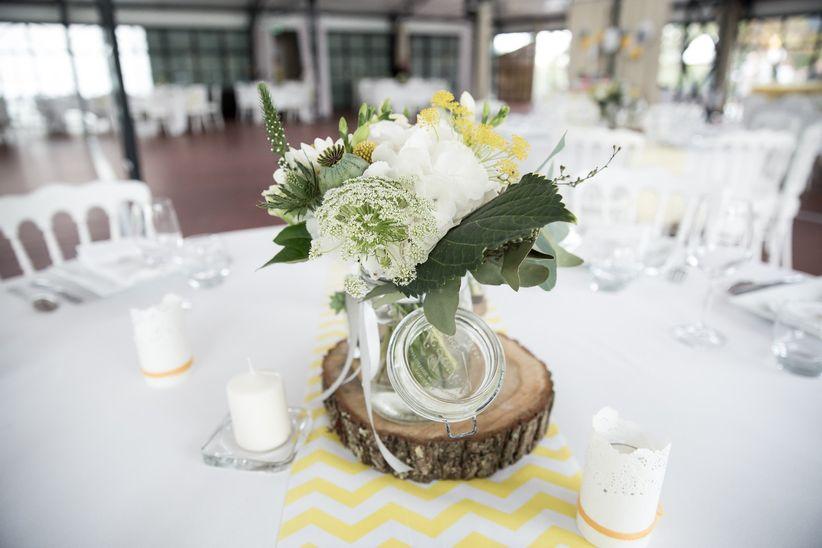 Cline Uthurralt Photographe With Vase Plat Centre De Table