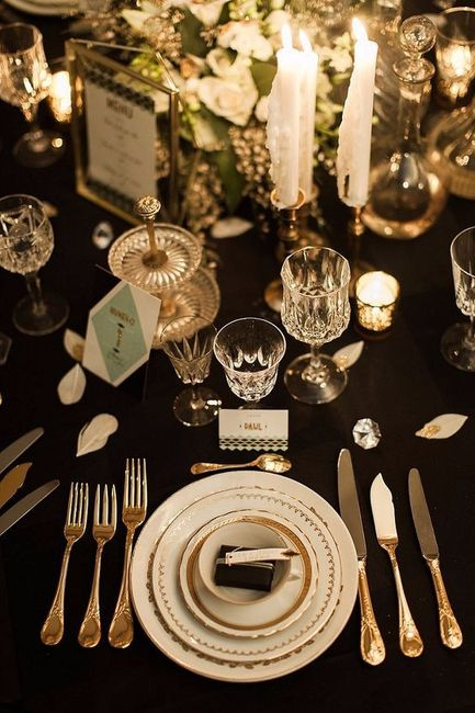 Mariage Thme Anne 20 Dcoration Forum