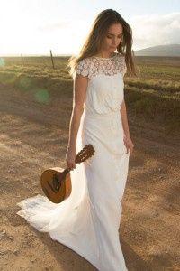 Abiti Sposa Country Shabby Chic 11 Foto Moda Nozze