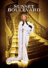 Netflix: Sunset Boulevard | When a struggling screenwriter stumbles upon the crumbling mansion of washed-up actress Norma Desmond, she persuades him to help her mount a comeback.