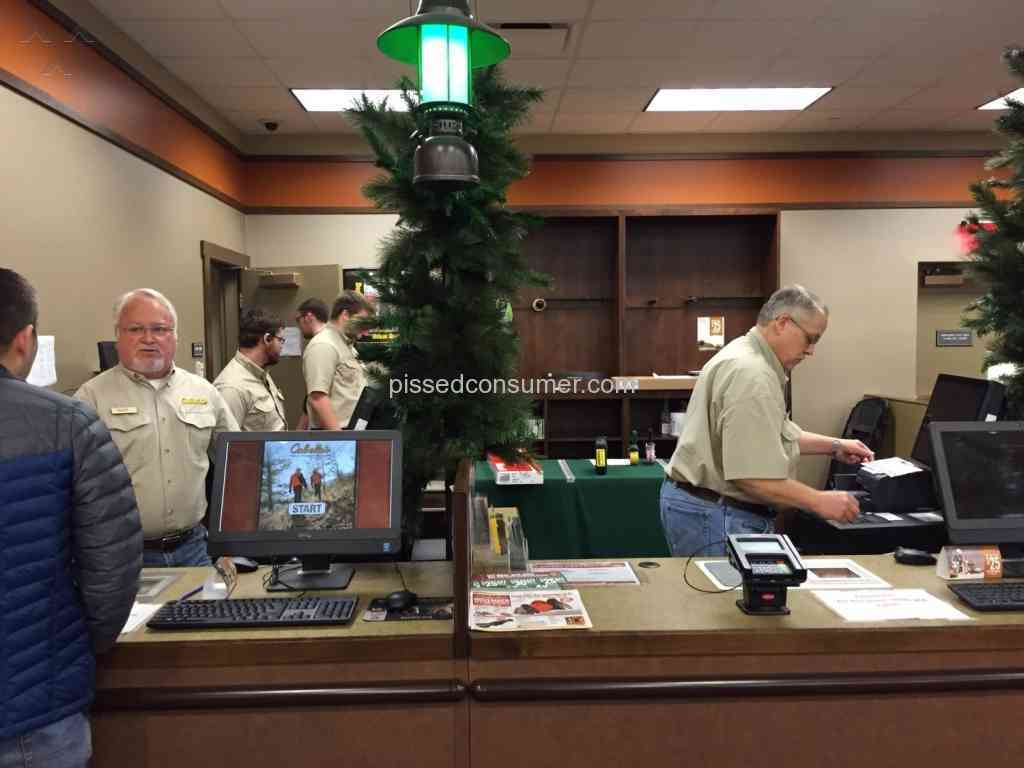 11 Cabelas Sales Manager Reviews And Complaints Pissed Consumer