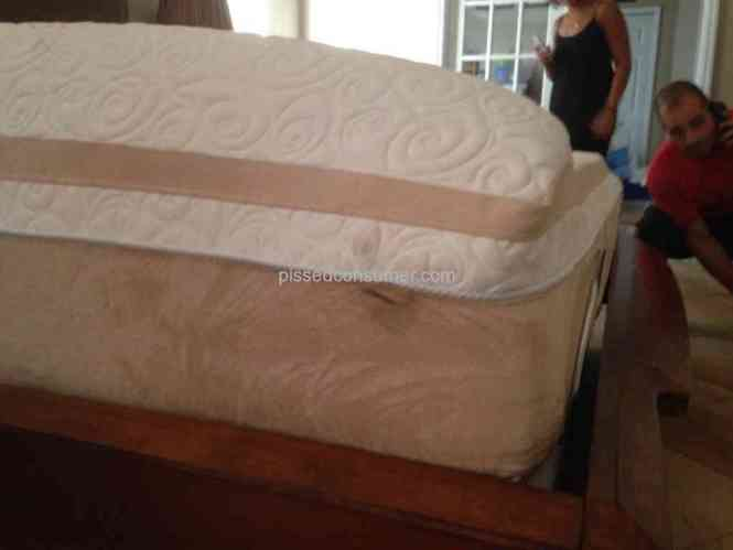 Mattress Firm Delivery Service Review 42751