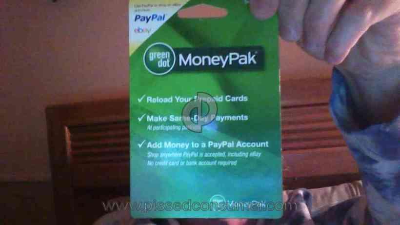 How To Get Money Off A Moneypak Card | Cardfssn org