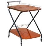 Vintage Mid Century Drinks Trolley Bar Cart 1960s France Atelier 33bis Ruby Lane