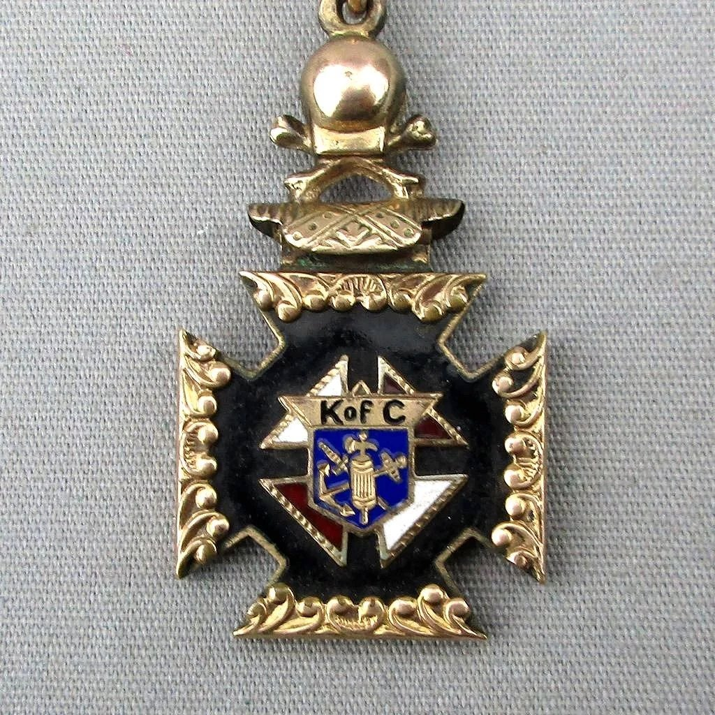 Knights Of Columbus Insignia