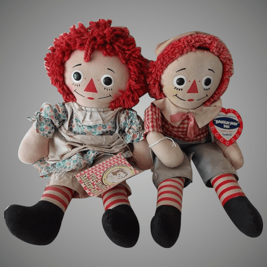 Image result for raggedy ann