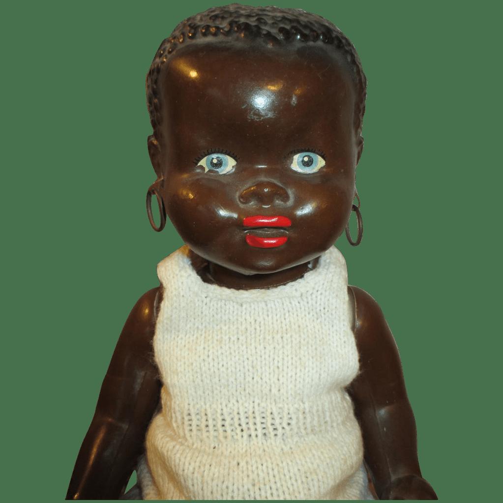 Brown Babies Blue Eyes