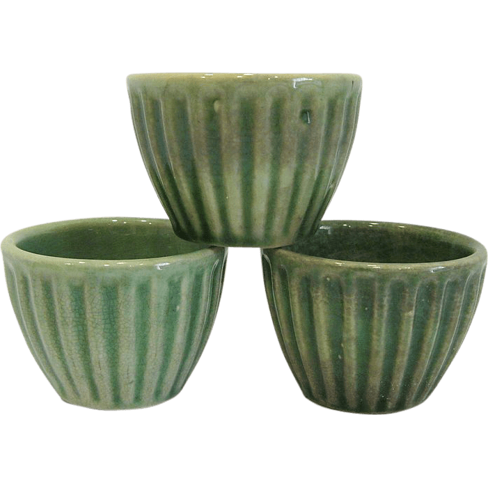 Custard Hocking Anchor Cups