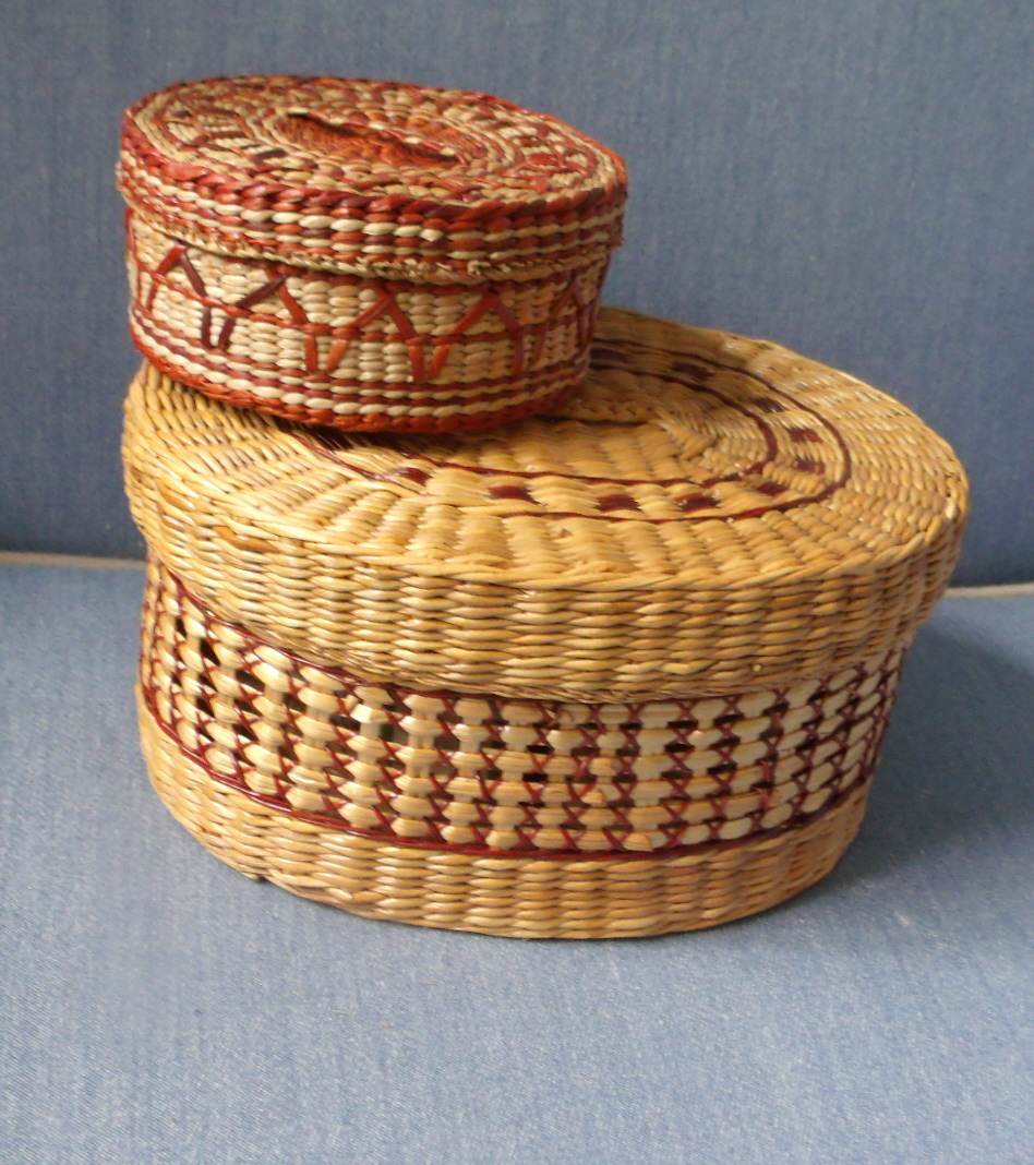 Dresser Baskets Or Storage Hampers From Carolines
