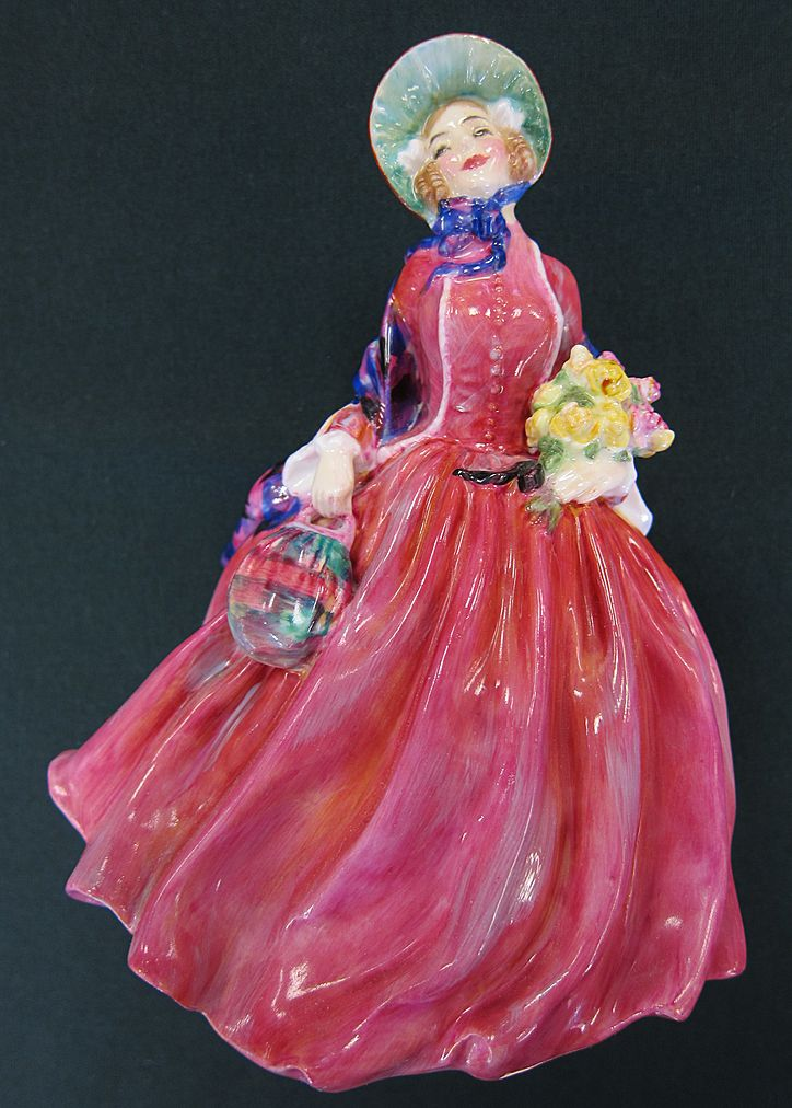 RARE Royal Doulton Honey HN1963 Figurine From