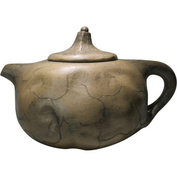 attractive old Chinese Tea Pot Yixing Ware