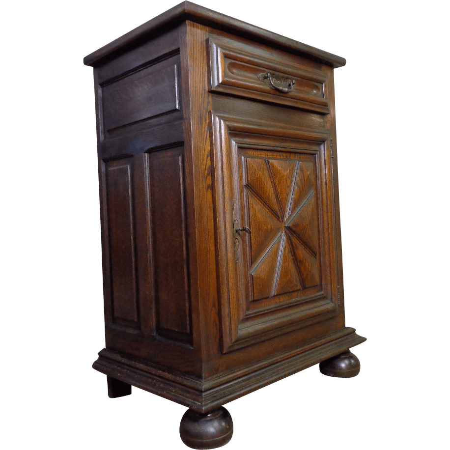 French Antique Oak Cabinet Confiturier SOLD On Ruby Lane