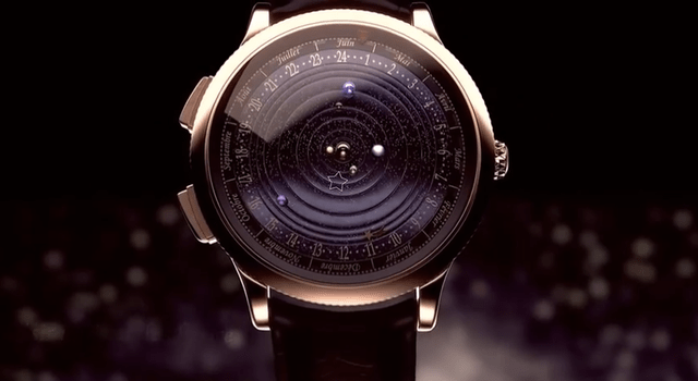 Van Cleef & Arpel Midnight Planétarium