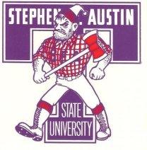 Image result for Stephen f. Austin logo