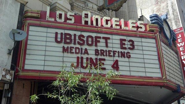 LA Ubisoft E3 2012