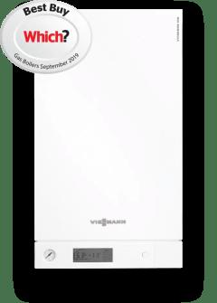 Chaudière gaz à condensation Vitodens 100-W