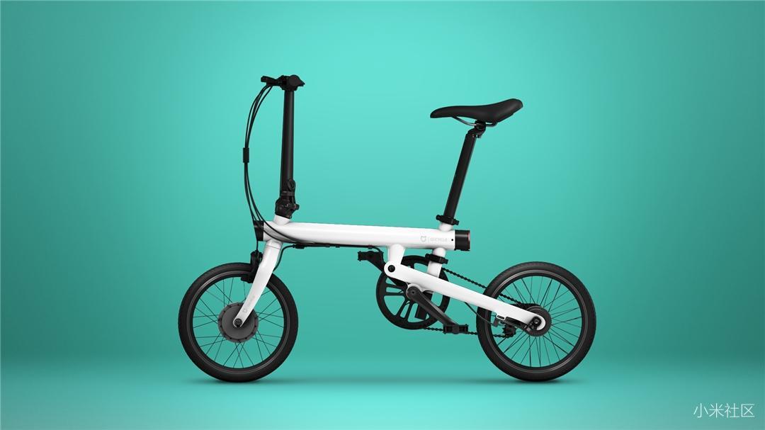 小米推出電動折疊腳踏車!售價 2,999 元人民幣 | T客邦