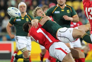 CAMPO: Boks go for combinations and a simple game plan