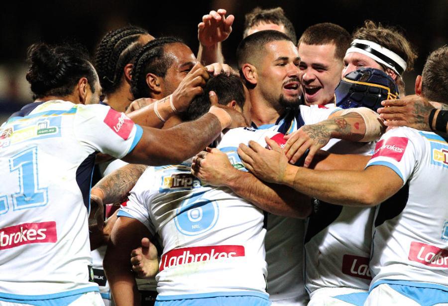 Gold Coast Titans vs Manly Sea Eagles: NRL live scores ...