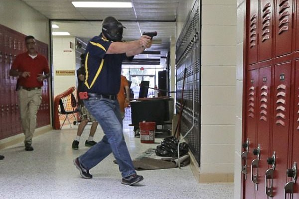 Image result for Arming teachers