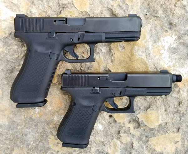 Gun Review: Gen5 GLOCK 19 and 17 - The Truth About Guns