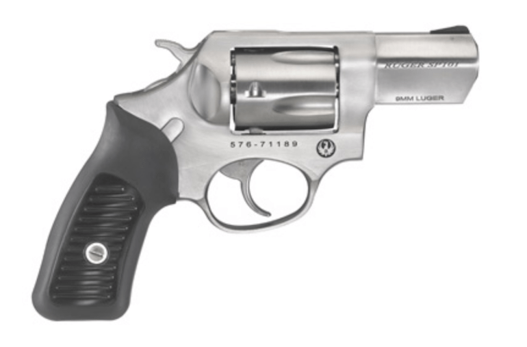 Old New From Ruger Ruger Sp101 In 9mm