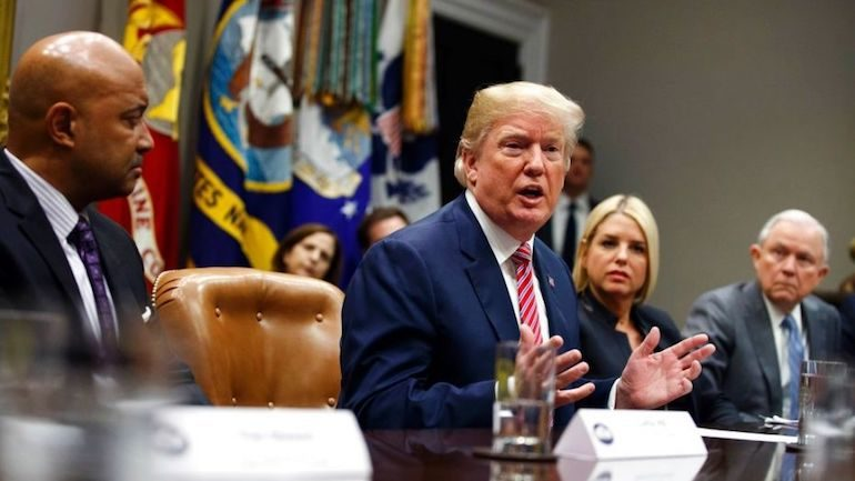 President Donald Trump (courtesy foxnews.com)