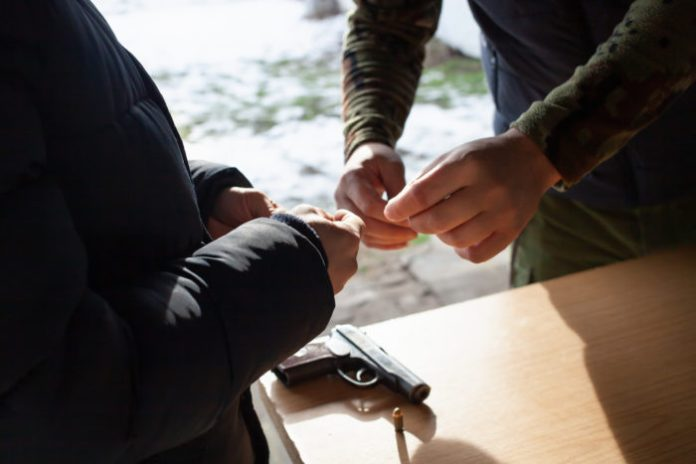 gun bullet load street crime