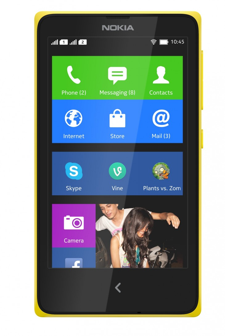 NokiaX1 2 730x1091 Nokias X family of Android forked devices targets price conscious customers in growth markets